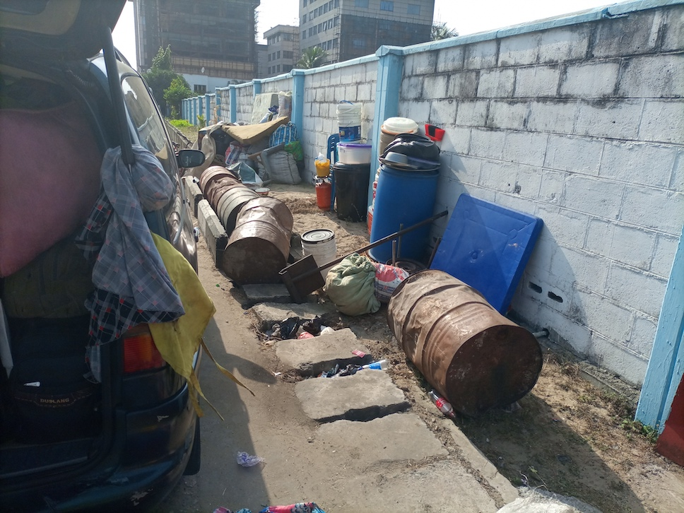 'We'll Shoot You and Throw You into the Lagoon' — How Lekki Toll Gate Slum Was Sacked (Video)