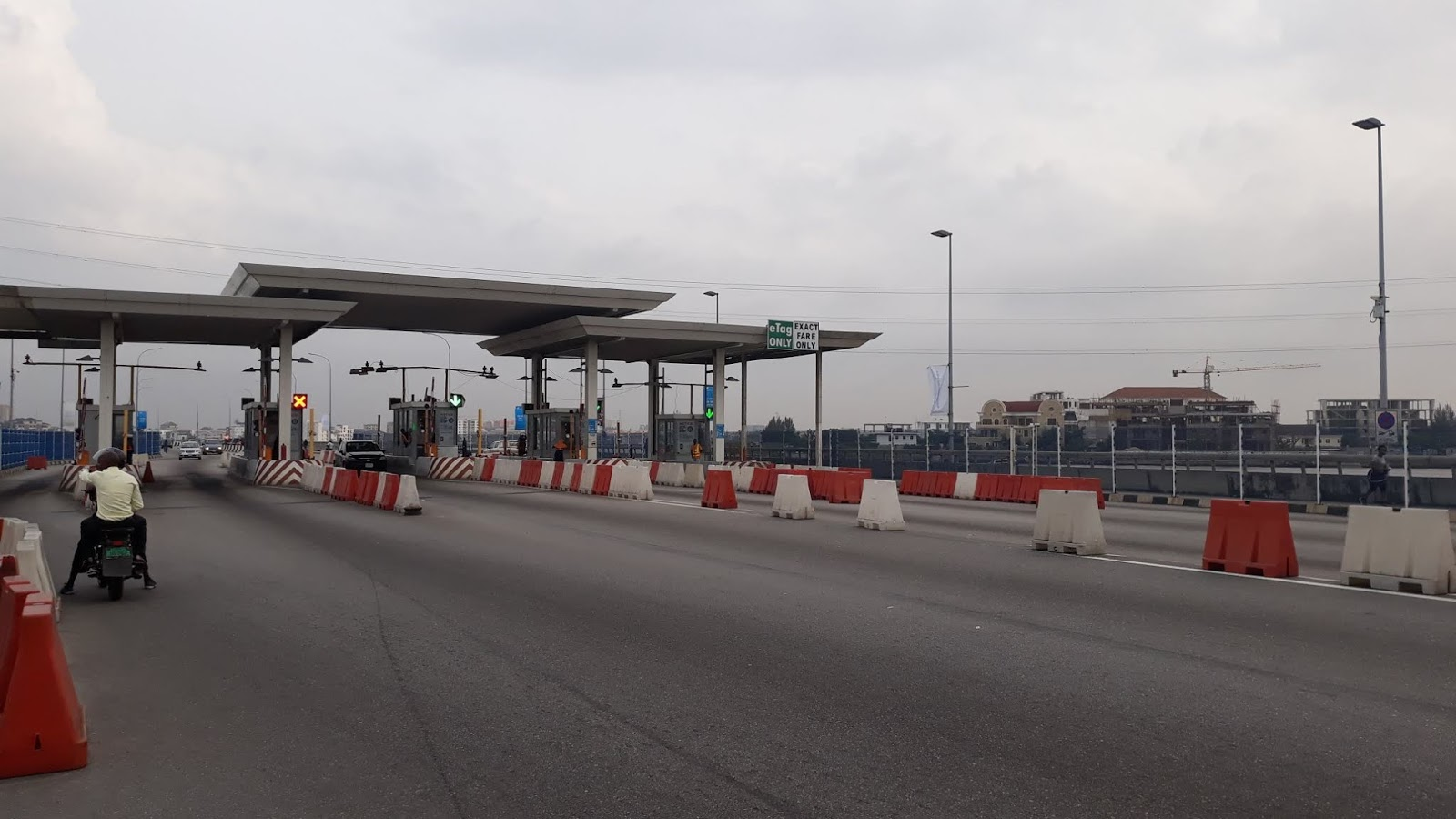 POLL RESULT: 84% of Nigerians Don't Want Lekki Toll Gate Reopened
