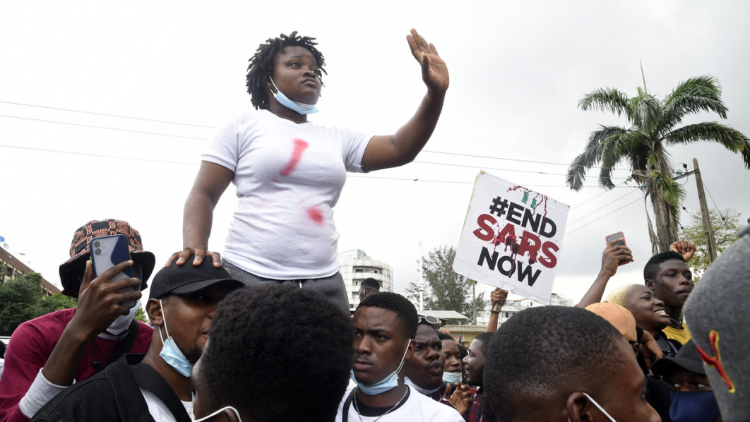 'I've Informed Falana' — #EndSARS Protester Rinu Oduala to Sue CBN for Freezing Her Account