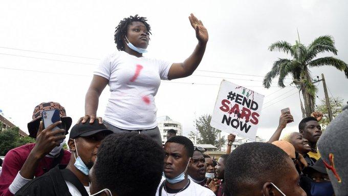 Rinu Oduala to Sanwo-Olu: Tell Your Boys to Prepare More Black Marias