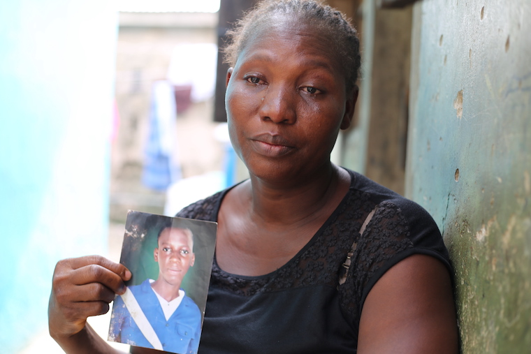 144 Days of Tears for Pelumi Onifade's Mum as Lagos Govt Holds on to #EndSARS Victim's Corpse