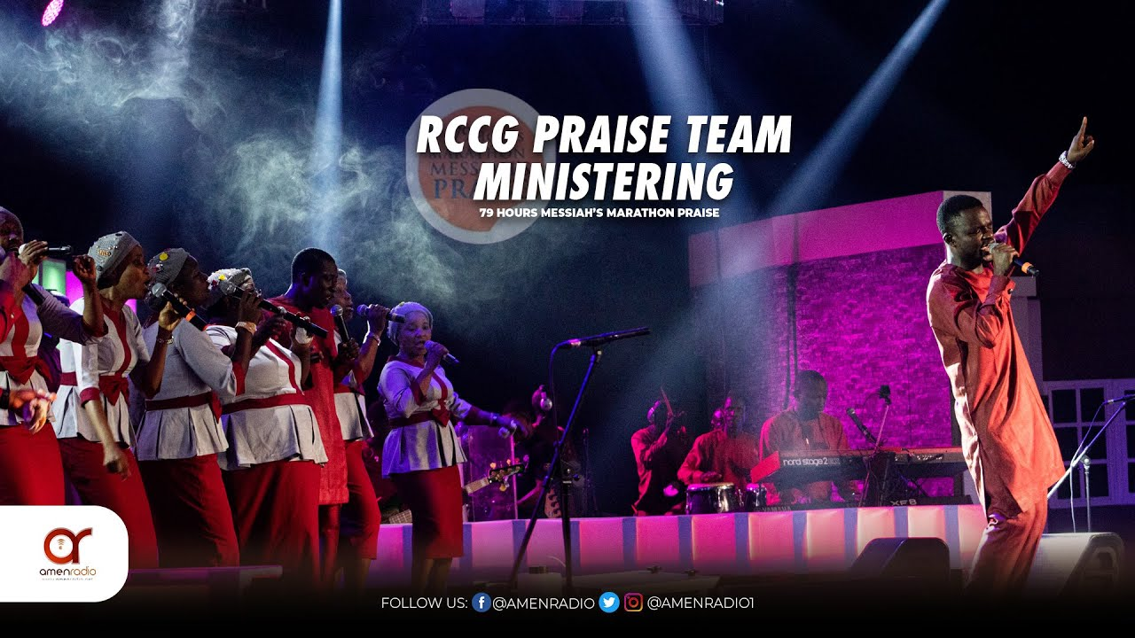 RCCG Facing N350m Lawsuit Over 'Copyright Infringement' by National Praise Team