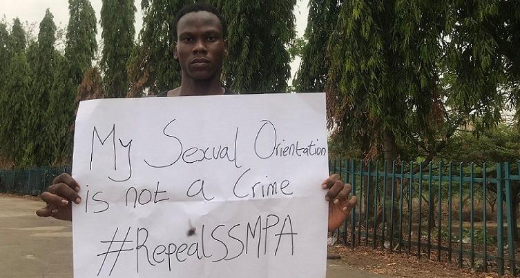Nigerian YouTuber Victor Emmanuel Goes On Indefinite Hunger Strike Until Anti-Gay Law is Repealed
