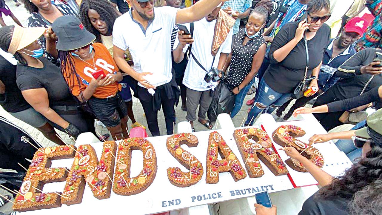 Six Months after #EndSARS, 'Police Brutality is Increasing, Physical Protests Could Return'
