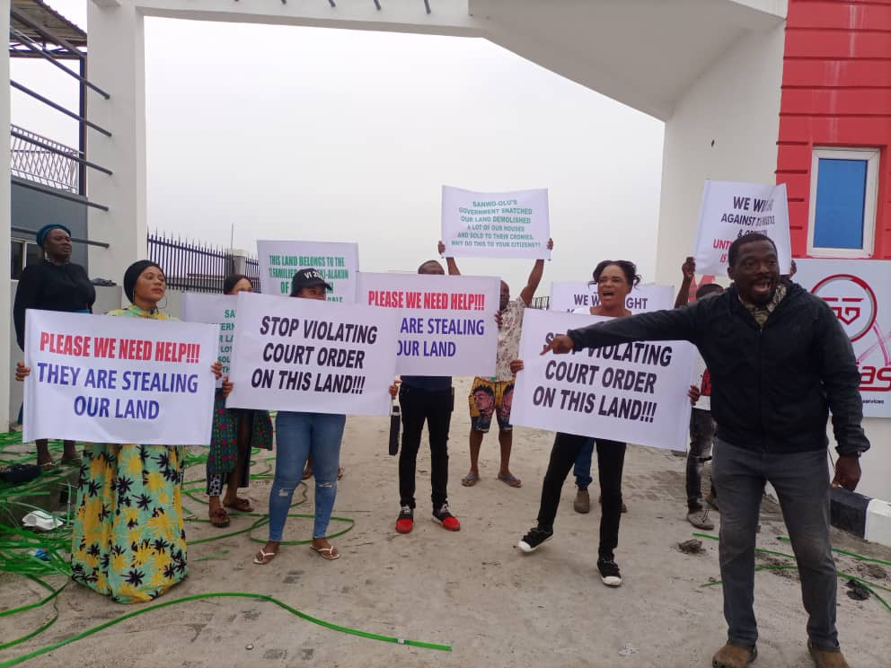 In Ibeju-Lekki, Lagos Govt is 'Grabbing the Land of the Poor and Selling to the Rich'