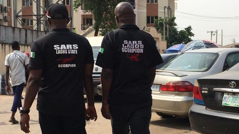 Disbanded SARS Officers Arrest Six, Force them to Confess to Cultism