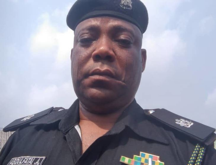 After FIJ's Story, Lagos CP's Men Release Detainee Without  N500,000 Bribe