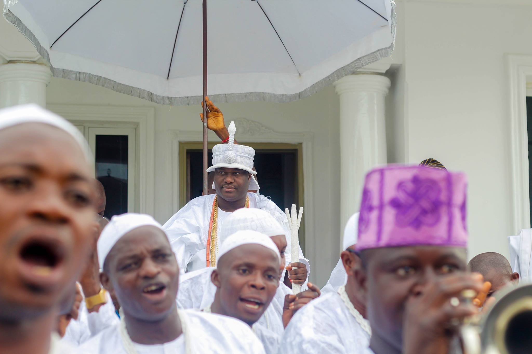 How Ooni Ogunwusi's Companies Executed the Biggest Fraud in Nigeria's Real Estate History — and Got Away With it