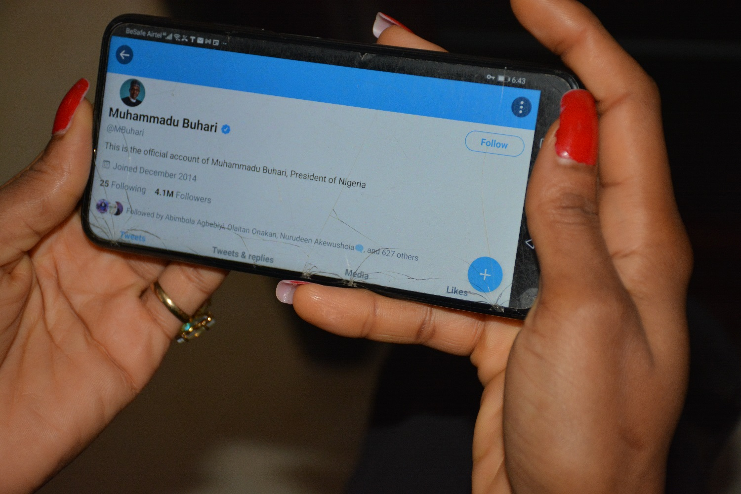 Nigeria's Twitter Ban isn't about Jack but the Civic Space