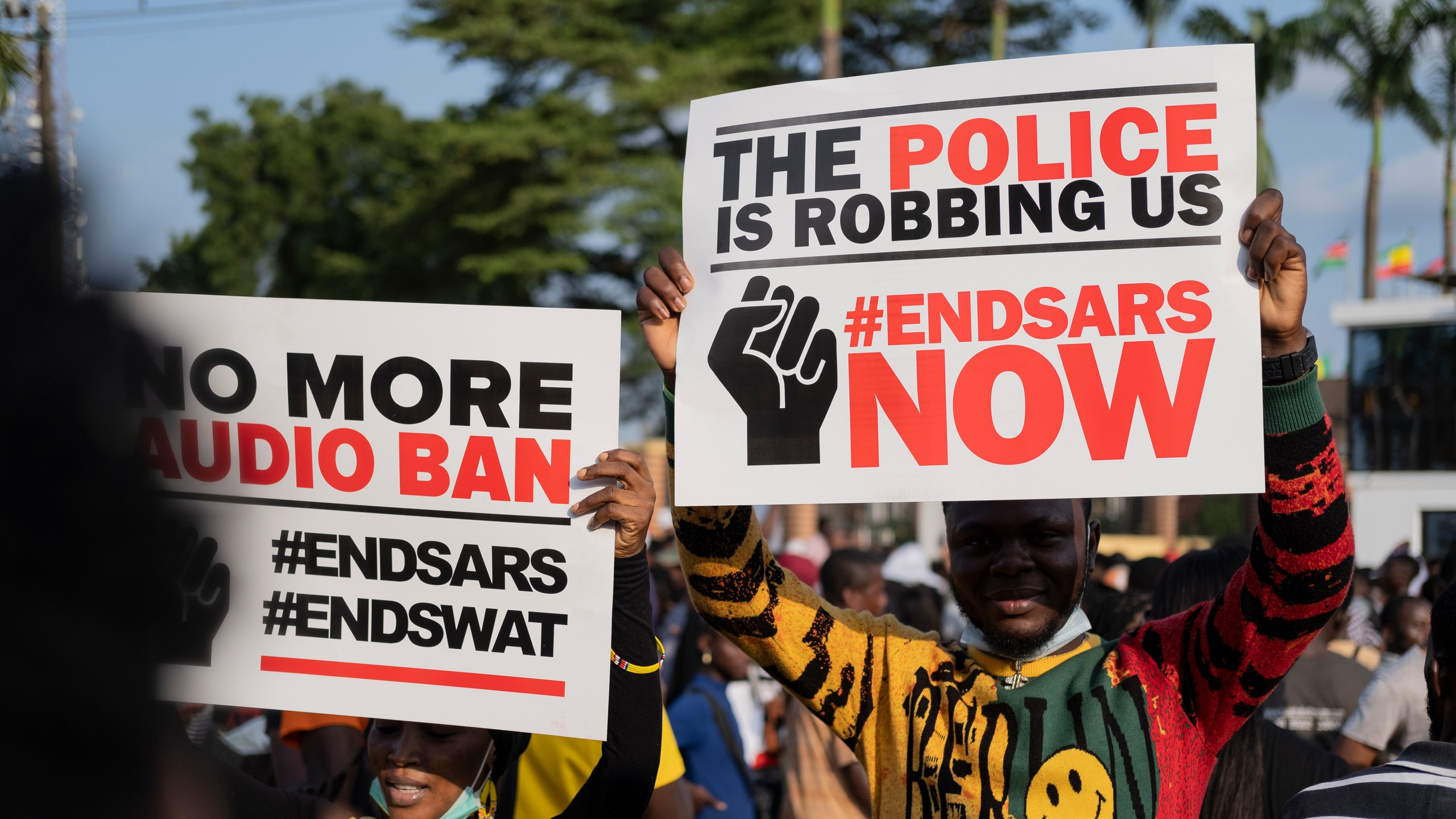 EXCLUSIVE: Names of 18 #EndSars Protesters Still Imprisoned at Kirikiri