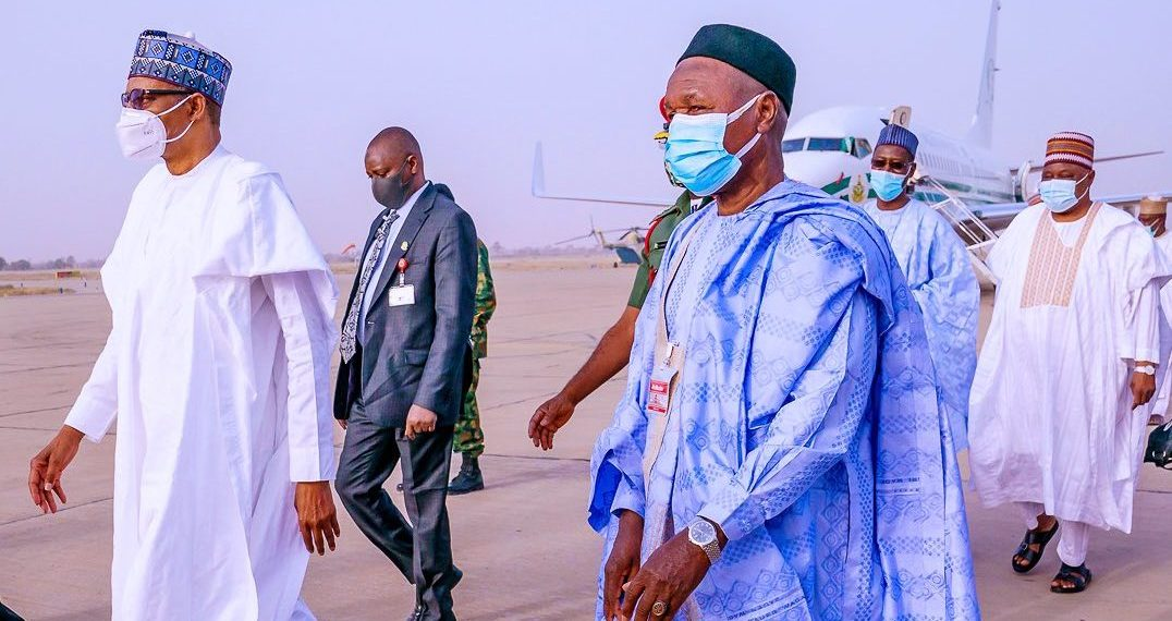 Buhari Expected in Lagos Two Days Before June 12 Protest