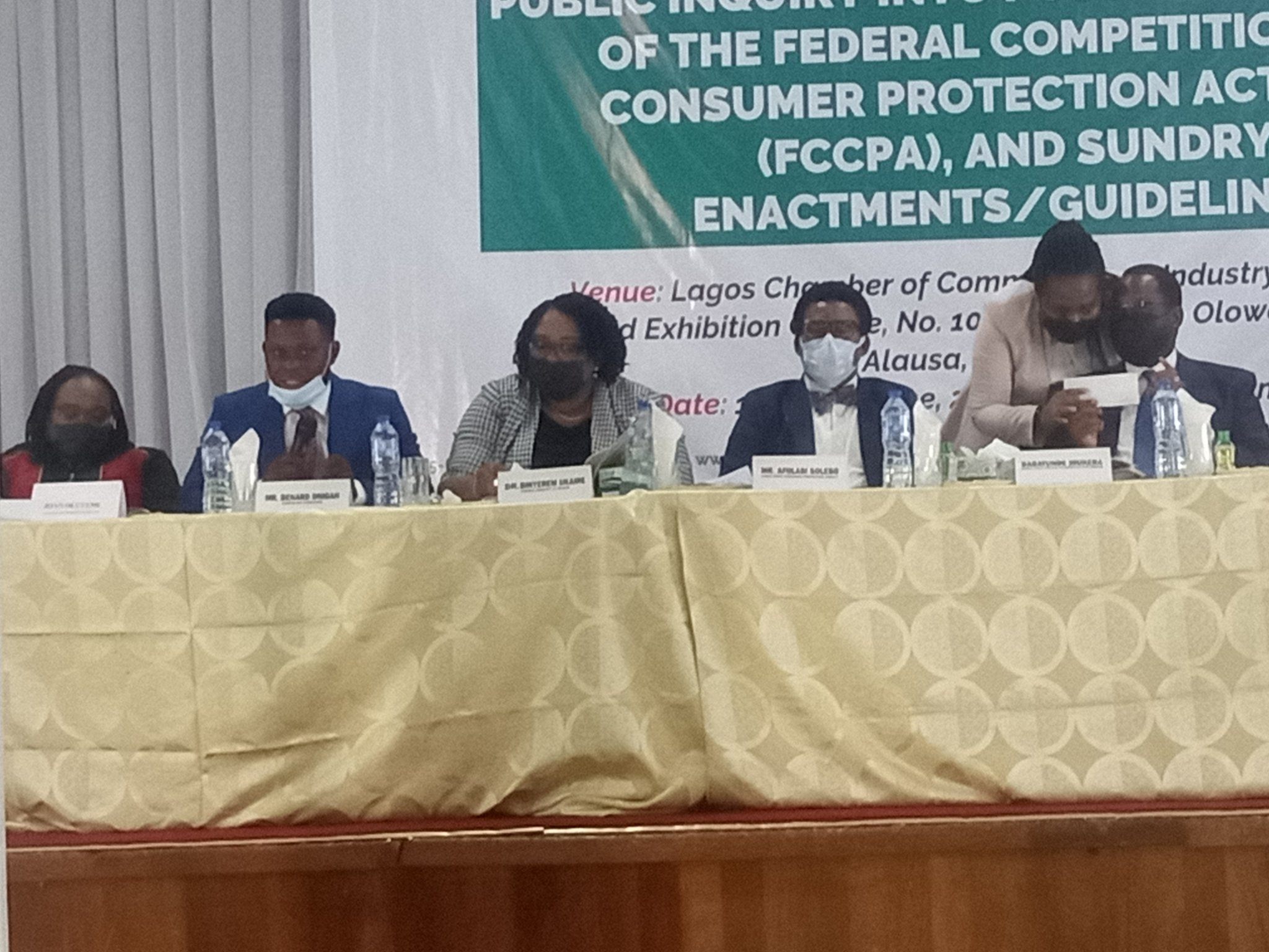 What Really Happened on Day 1 of FCCPC's Hearing on Peju Ugboma's Death