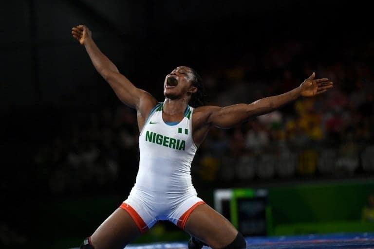 Oborududu's Victory Guarantees Team Nigeria First Medal At The Tokyo Olympics