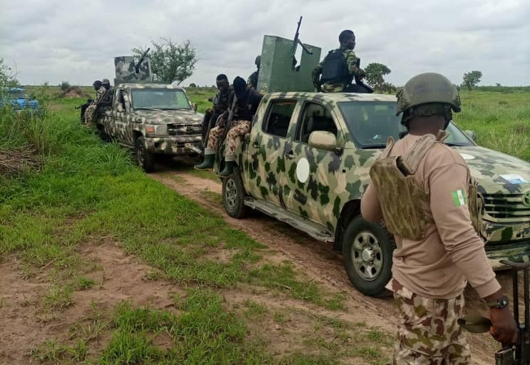 Niger Republic Troops Rescue 9 Nigerian Soldiers Fleeing from 'Bandits'