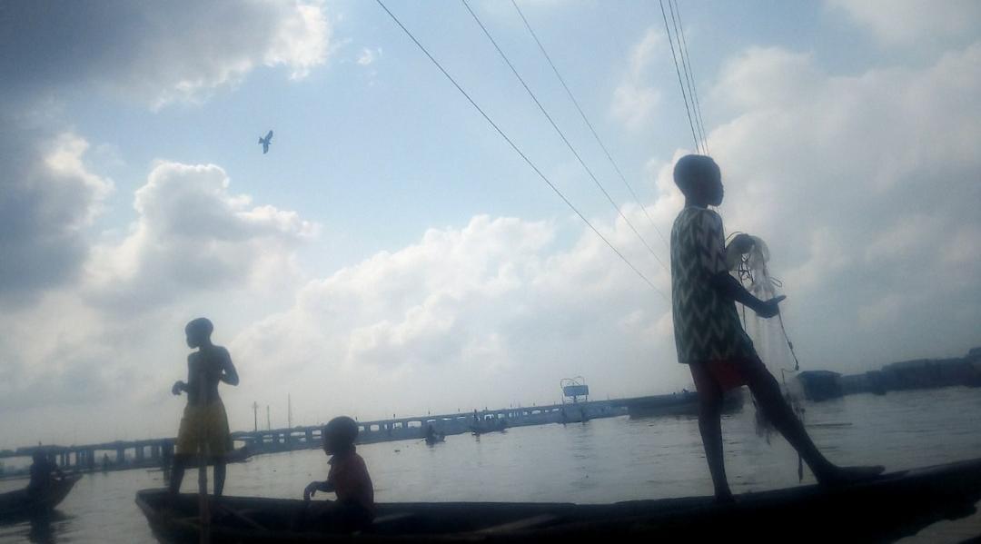 Floating Dreams: Makoko, Where Children Fish Rather than School