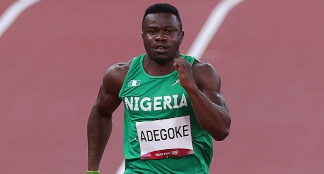 PROFILE: Enoch Adegoke: Built for Athletics, 'Running for Revelation'
