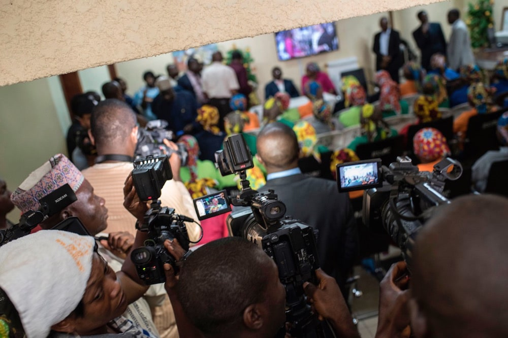 REPORTER'S DIARY: 'Journalism is a Crime' — The Gospel According to Ikoyi Prison