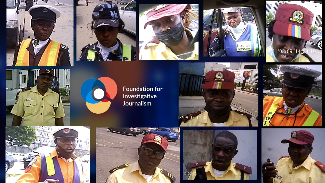 UNDERCOVER: From Ikeja to Lekki, LASTMA Officials Operate Like a Criminal Gang