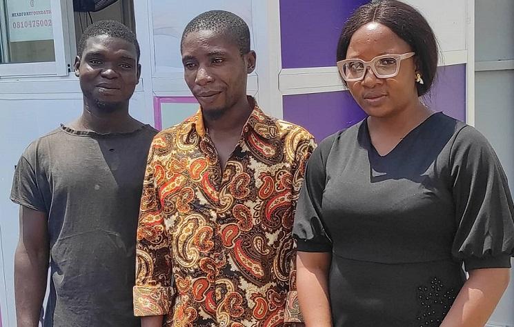 How Peace Ugochukwu and  Ikechukwu Amanegbu Spent 23 Months in Ikoyi Prison Without Committing a Crime