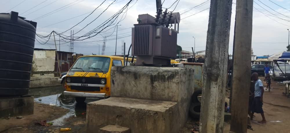 Residents Lament as IKEDC Cuts Lagos Community's Electricity Over Flood