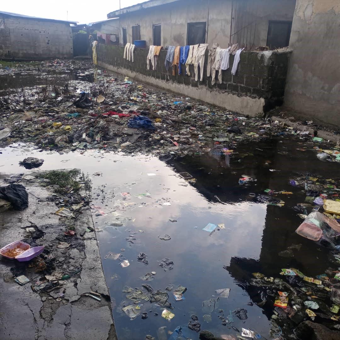 FLOOD OF TEARS: Inside Lagos Community Where Rainfall Is a Curse