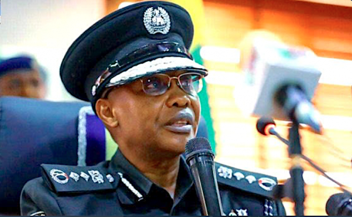 Chaos in Ikeja as Police Block Roads over IGP's Visit to Lagos