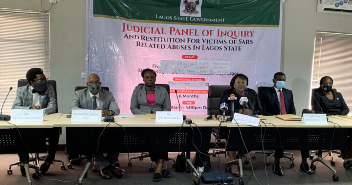 Lagos Judicial Panel Awards N91m  to 17 Petitioners