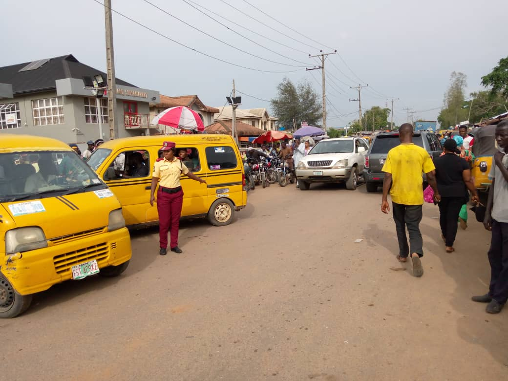 'They Only Collected Bribes from Lawbreakers'  — LASTMA Spokesman Defends Corrupt Officers